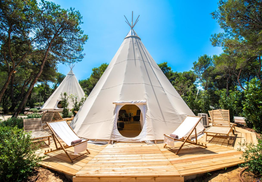 Arena one 99 Glamping Pula